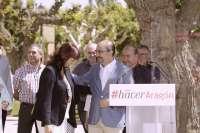 Lambán (PSOE) apuesta por eliminar la brecha salarial con un plan de vigilancia de Inspección de Trabajo