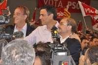 Sánchez (PSOE) dice que no hay