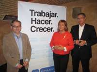 El PP celebra 60 actos en la campaña electoral en la provincia de Teruel