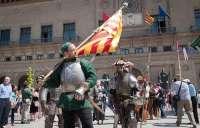 El Mercado de las Tres Cultura devuelve a la ciudad a su pasado medieval