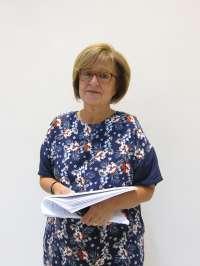 Zaragoza.- Magda Godia trabajará para fomentar el empleo y el turismo en Mequinenza