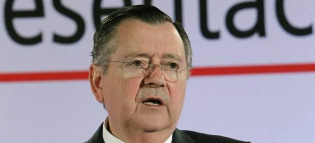 El polémico banquero Alfredo Saénz.