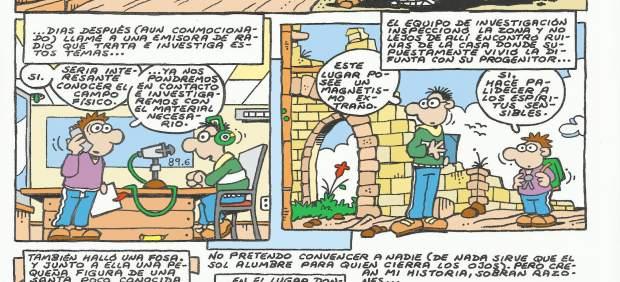Cómics de Antonio Gago