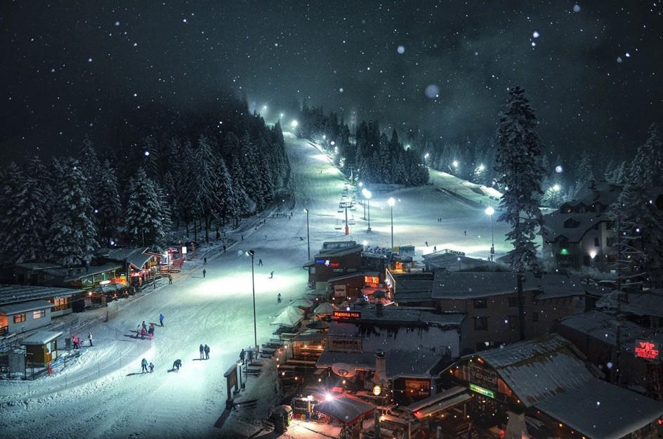 Estación de esquí de Borovets, Bulgaria