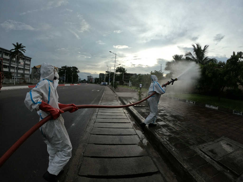 'There's no corona!' - Denial a major obstacle in fight against coronavirus in DR Congo | News24