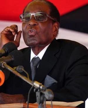 President Robert Mugabe (File: AP)