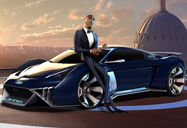 Watch Rsq E Tron Audi Designs First Concept Car For An