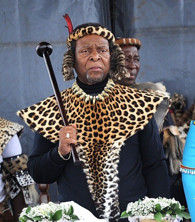 Image result for zulu king goodwill zwelithini