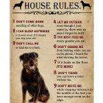A Rottweiler S House Rules