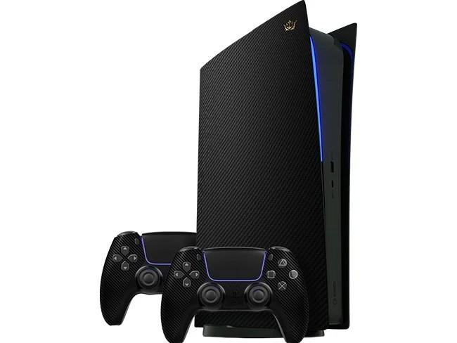 Sony PS5 Carbon Caviar