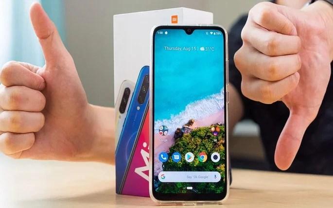 Xiaomi Mi A3 Android 11