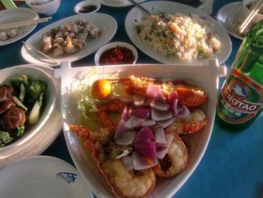 『離島で味わう海鮮料理,ちょっと意外な香港が楽しめます』by seensaai|天虹海鮮酒家のクチコミ【フォート ...
