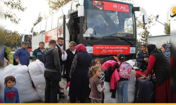 مع حافلات مجانية .. بلدية اسطنبول تدعو السوريين في تركيا للعودة الطوعية لبلدهم