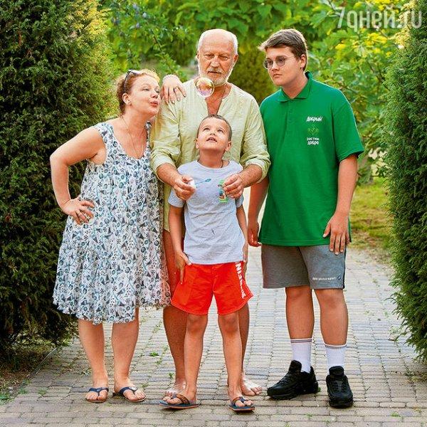 Юрий Беляев: «Я брезгливый и сварливый. Вообще у меня ...