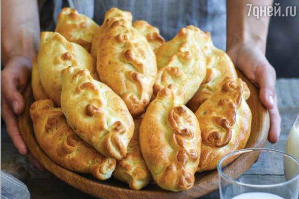 Пирожки с печенью и картофелем: пошаговый рецепт ...
