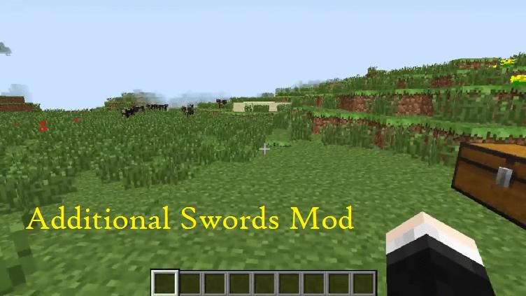 Additional Swords Mod