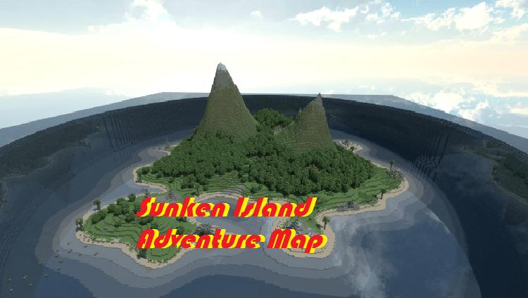Download Sunken Island Adventure Map