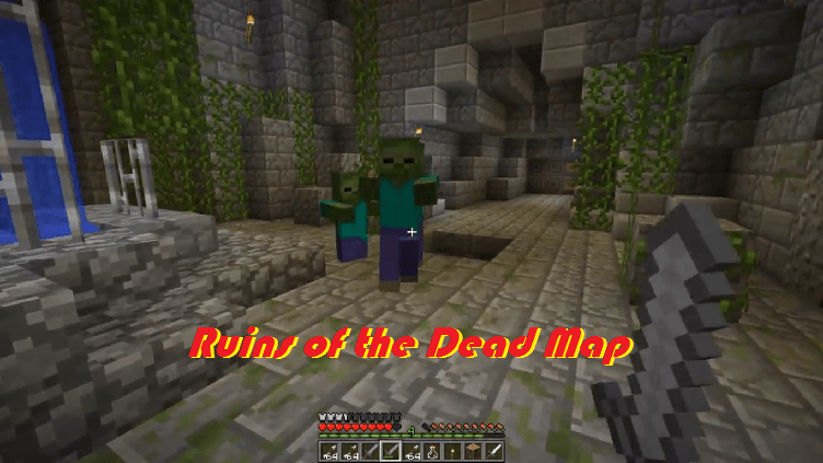 Download Ruins of the Dead Map