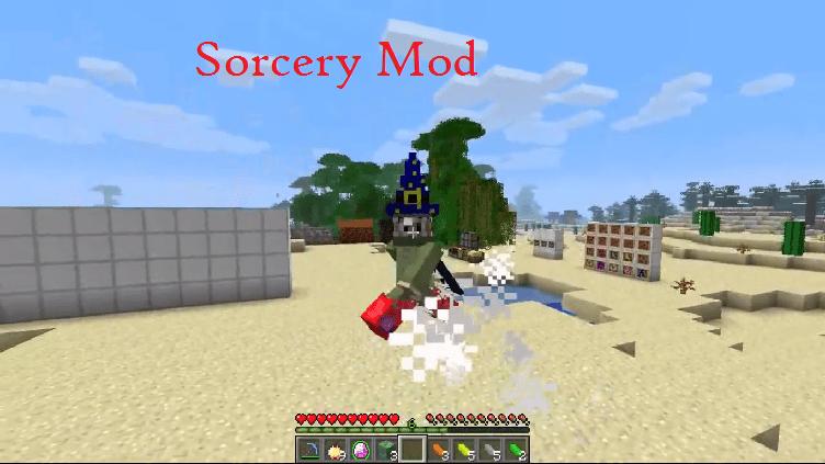 Sorcery Mod
