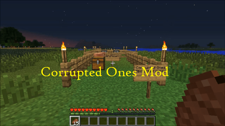corrupted-ones-mod