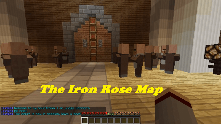 Download The Iron Rose Map