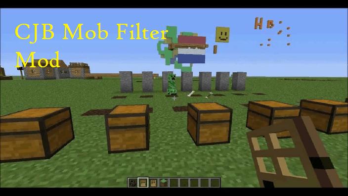 CJB Mob Filter Mod
