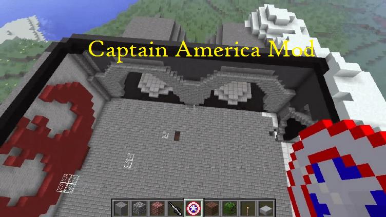 Captain America Mod