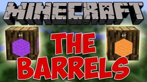 Barrels Mod 1.9 1.8.9