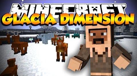 Glacia Dimension Mod