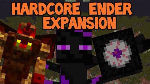 Hardcore Ender Expansion Mod