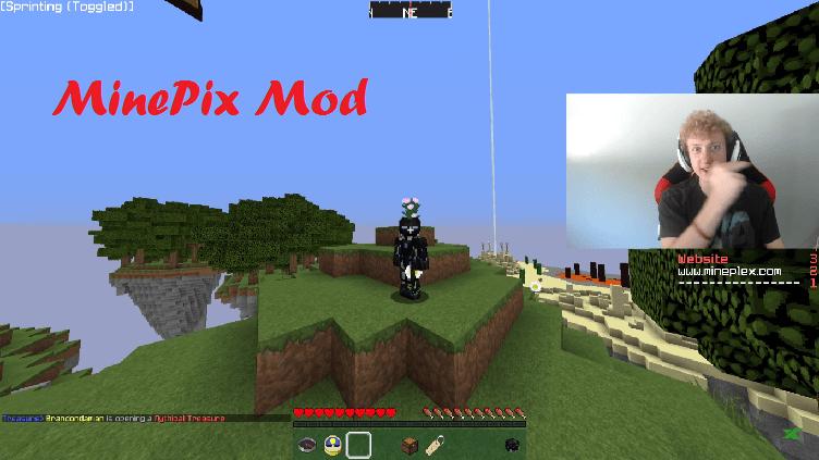 MinePix Mod