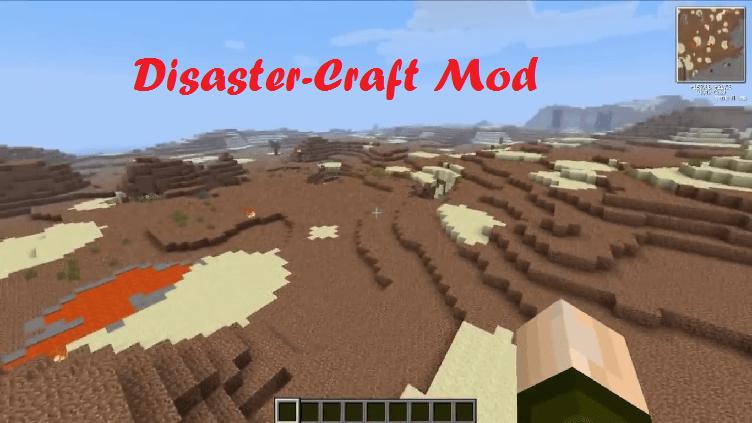 Disaster-Craft Mod