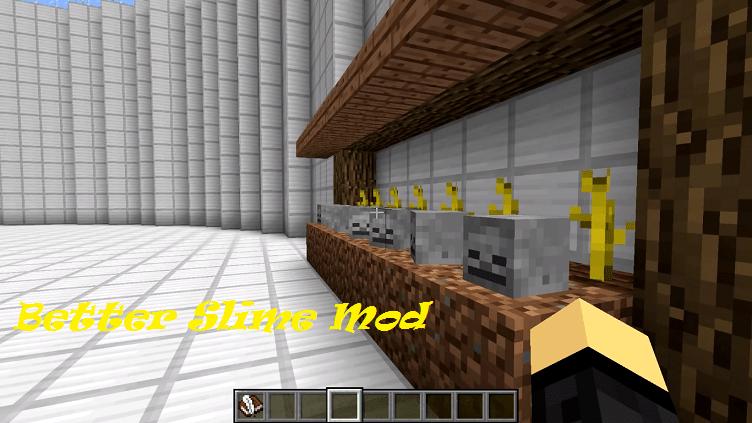 Better Slime Mod