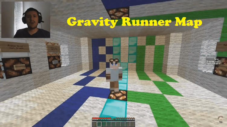 Download Gravity Runner Map
