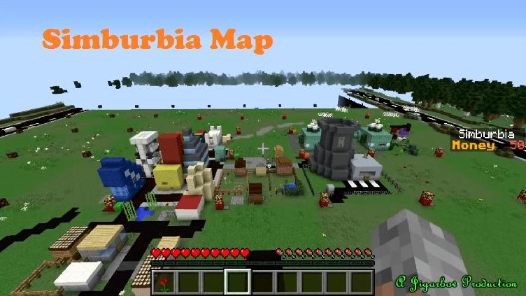 Download Simburbia Map