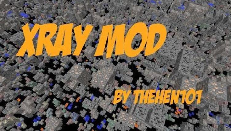 The Simple Xray Mod