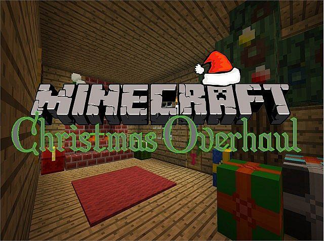Christmas Overhaul Resource Pack
