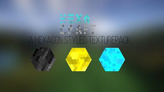 Hexacraft resource pack