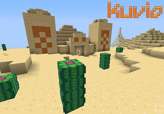 Kuvio resource pack 1