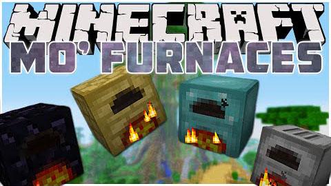 Mo' Furnaces Mod