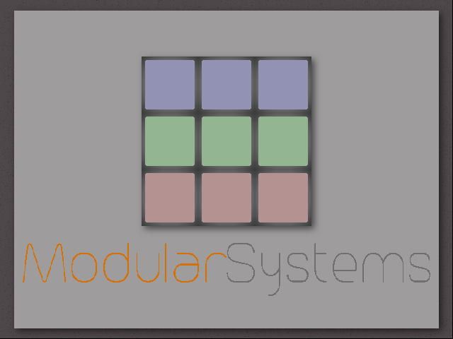 Modular Systems Mod 1.9