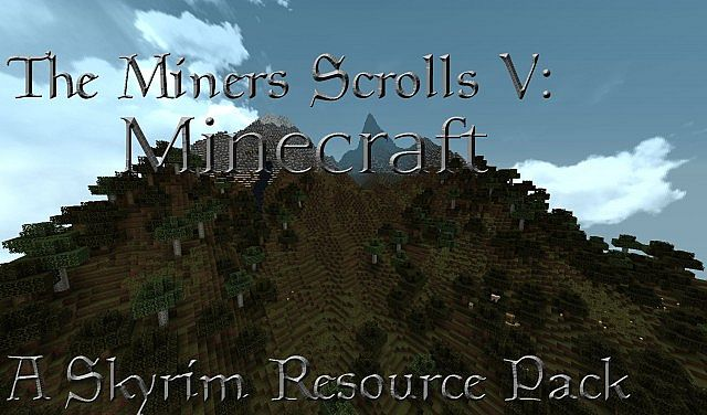 Skyrim resource pack