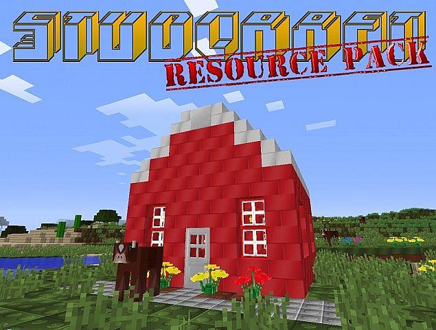 StudCraft Resource Pack