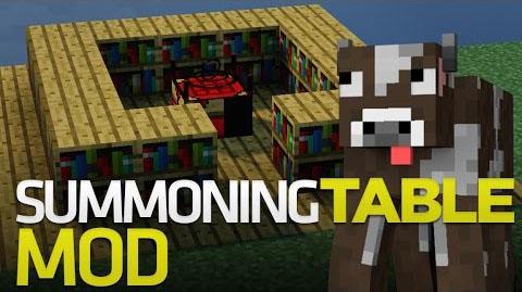 Summoning Table Mod