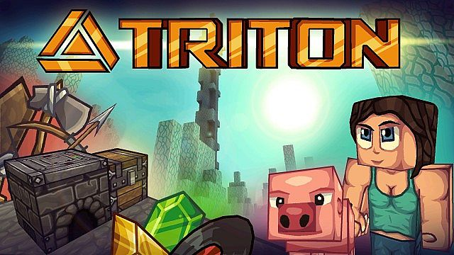 TRITON resource pack