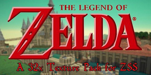 Zelda resource pack