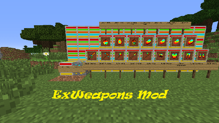 ExWeapons Mod
