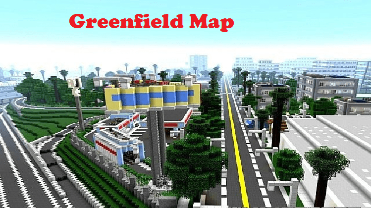 Download Greenfield Map