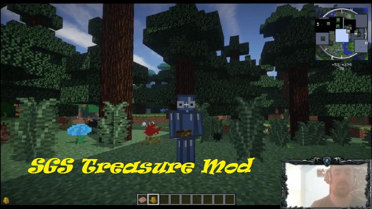 SGS Treasure Mod