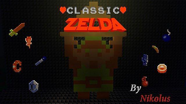 Classic Zelda Resource Pack